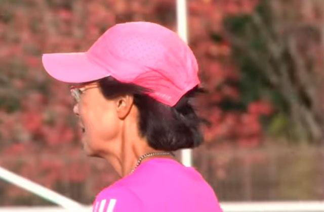 Mariko Yugeta, Récord del Mundo de su edad en maratón