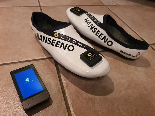 sensores potencia zapatillas adam hansen