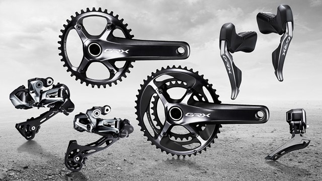 shimano grx cycling group