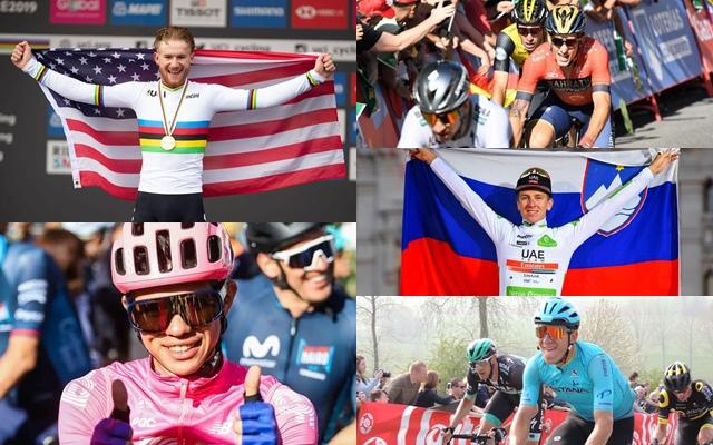 10 names to follow cycling 2020