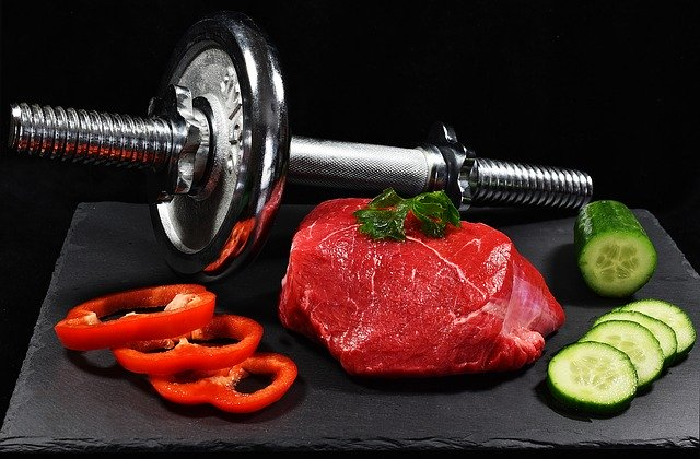 sport or diet to lose weight