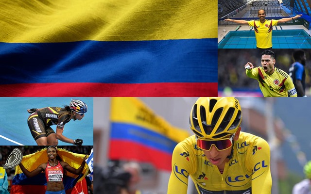Egan Bernal Best Athlete History Colombia