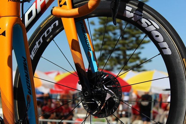 disc or shoe brakes opinion