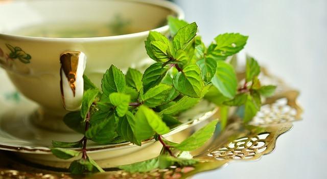té verde estimulante