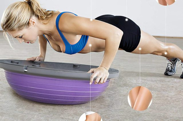 BOSU exercises and where to buy