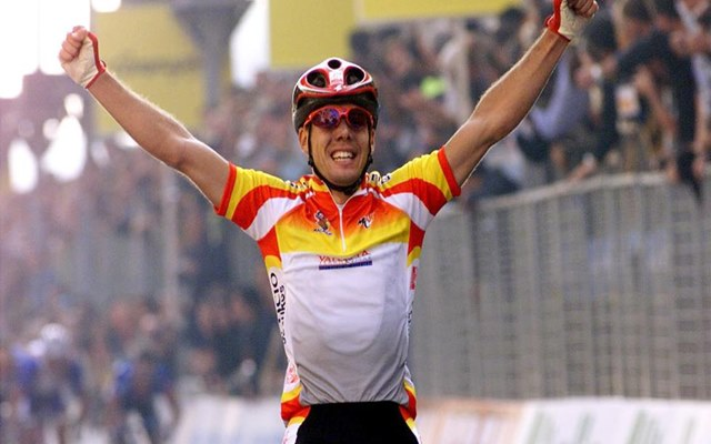 "Oscar Freire ""width ="" 640 ""height ="" 400 ""srcset ="" https://www.sport.es/labolsadelcorredor/wp-content/uploads/2020/04/Oscar-Freire.jpg 640w, https: // www .sport.es / labolsadelcorredor / wp-content / uploads / 2020/04 / Oscar-Freire-320x200.jpg 320w ""sizes ="" (max-width: 640px) 100vw, 640px"