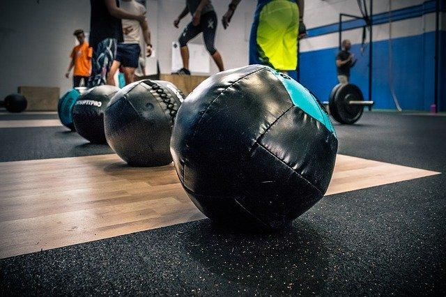 balon medicinal ejercicios