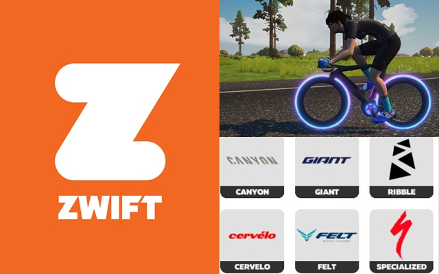 get bikes and zwift wheels cover