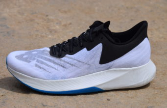 new balance FuelCell TC review