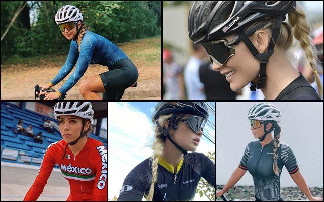 female cyclists instagram