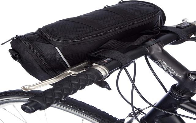 Alforja para manillar de bicicleta BTR
