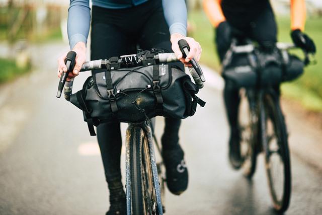 Bolsas para manillar de bicicleta