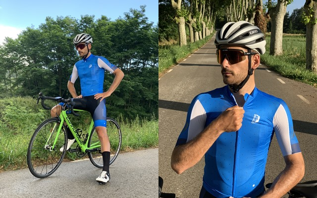 Seegg apparel cycling summer outfit