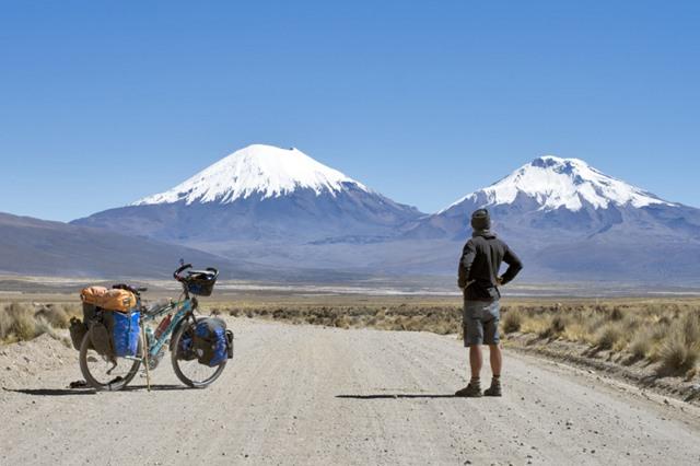 las mejores rutas en bicicleta del mundo