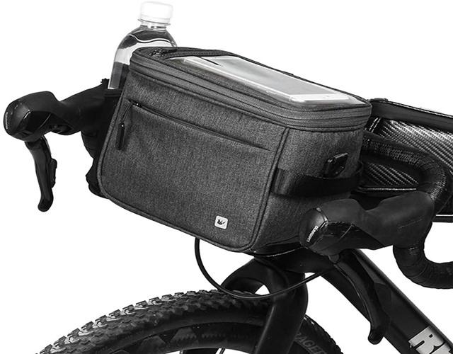 maleta de bikepacking amazon