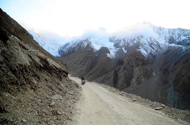 ruta por himalaya en bicicelta