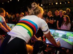 Mundial de ciclismo indoor zwift