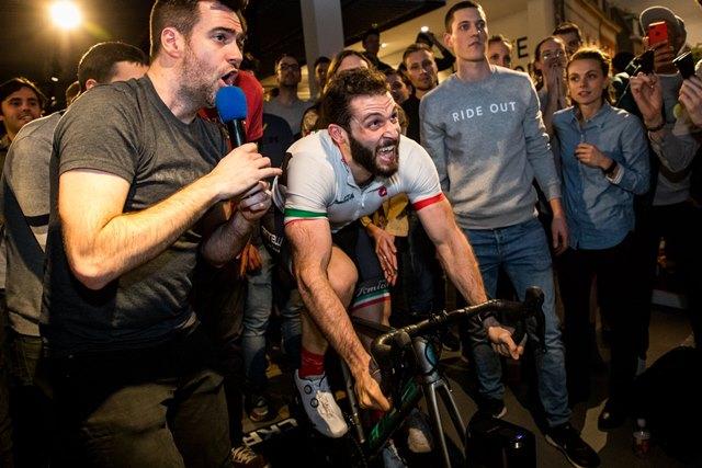 Mundial de ciclismo zwift