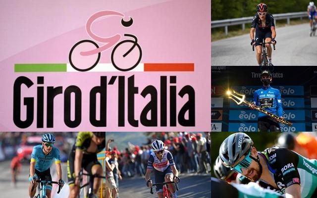Giro de Italia 2020 previa y guia