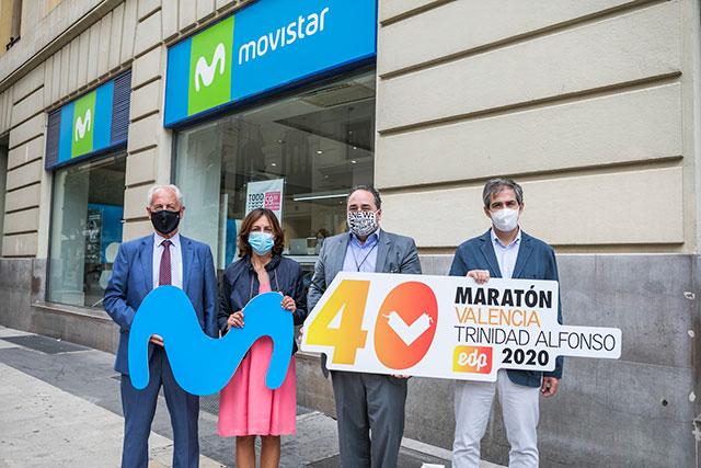 valencia marathon movistar