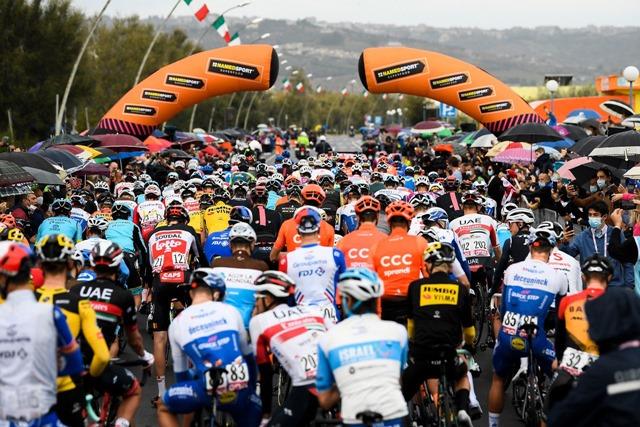 Giro d'Italia covid 19