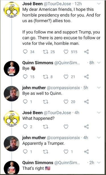 Twitter Quinn Simmons