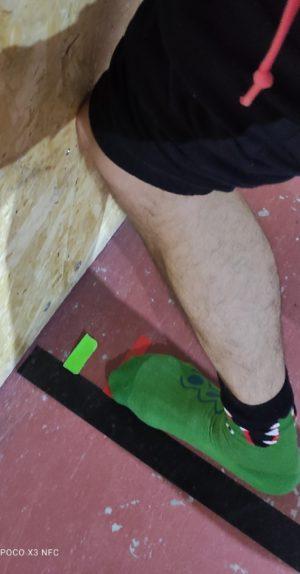 Rigidez de tobillo