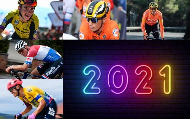 Nombres a seguir en 2021 ciclismo