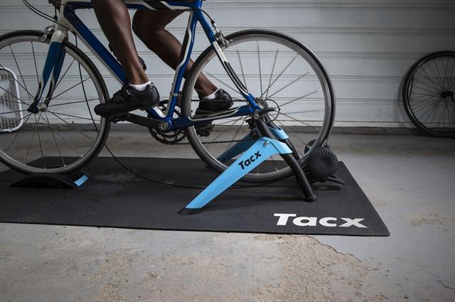rodillo tacx boost ciclismo garmin