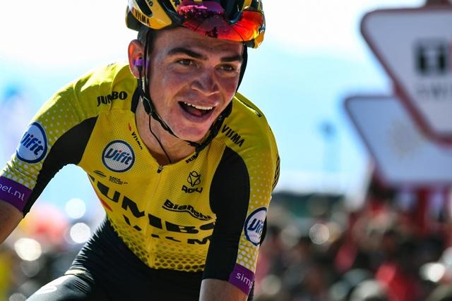Sepp Kuss ciclismo
