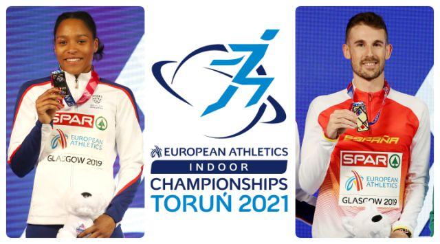 Horarios Campeonato de Europa de Atletismo de Pista Cubierta en Torun (Polonia) 2020