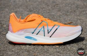 Review New Balance FuelCell Rebel v2