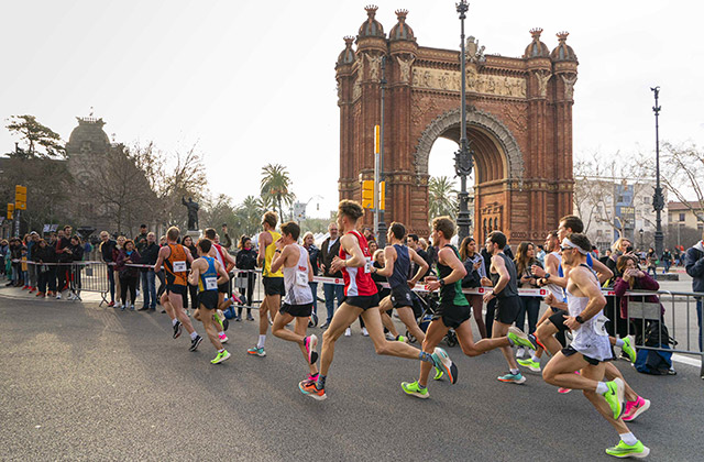 Mitja Marato Barcelona 2021