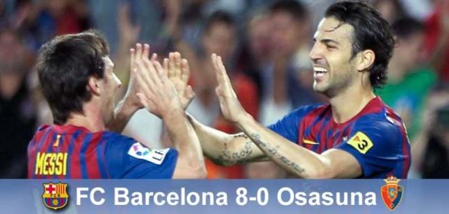 El Barça se redime con su \'Super 8\' particular