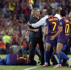 """بيكيه : """"هدف مورينيو هو تدمير لكرة القدم الاسبانية"""""""