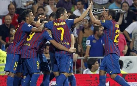 El Madrid-Barça, éxito de audiencia